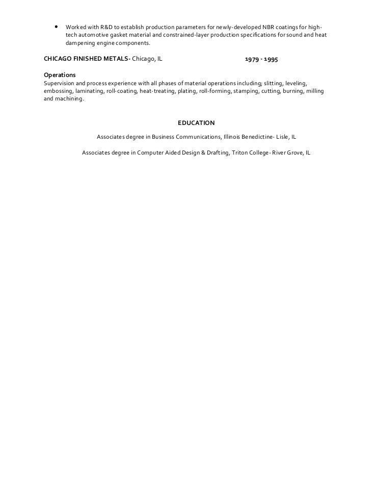 Resume sap web