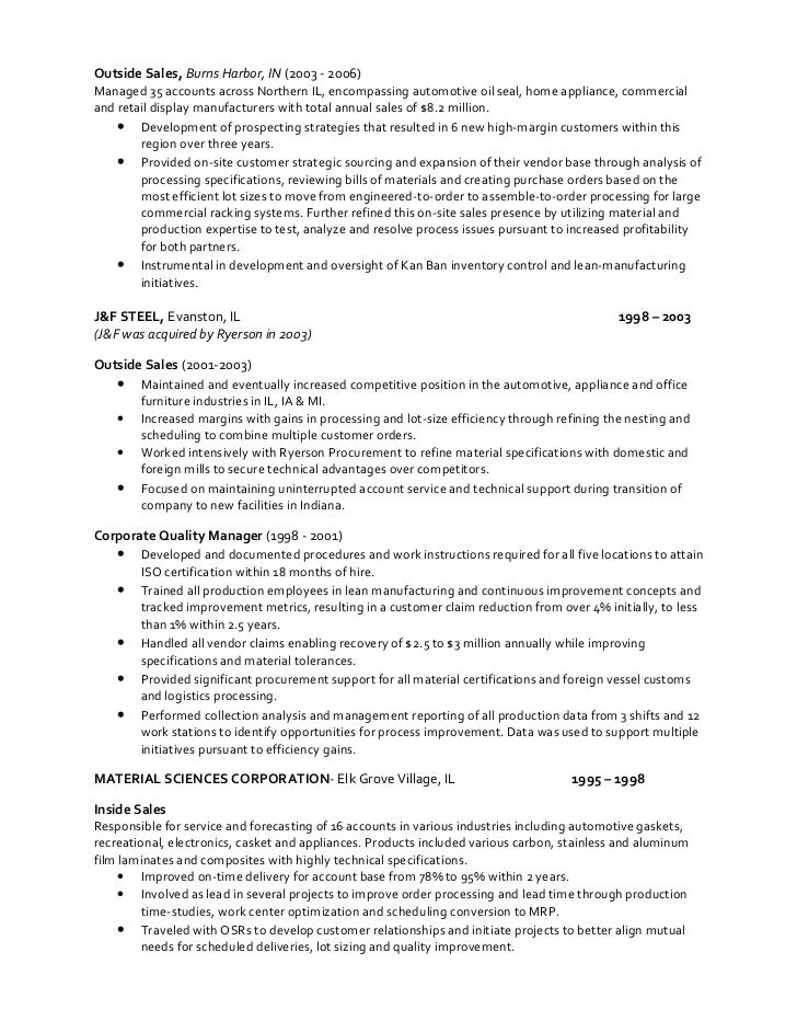 Resume sap web Slide 2
