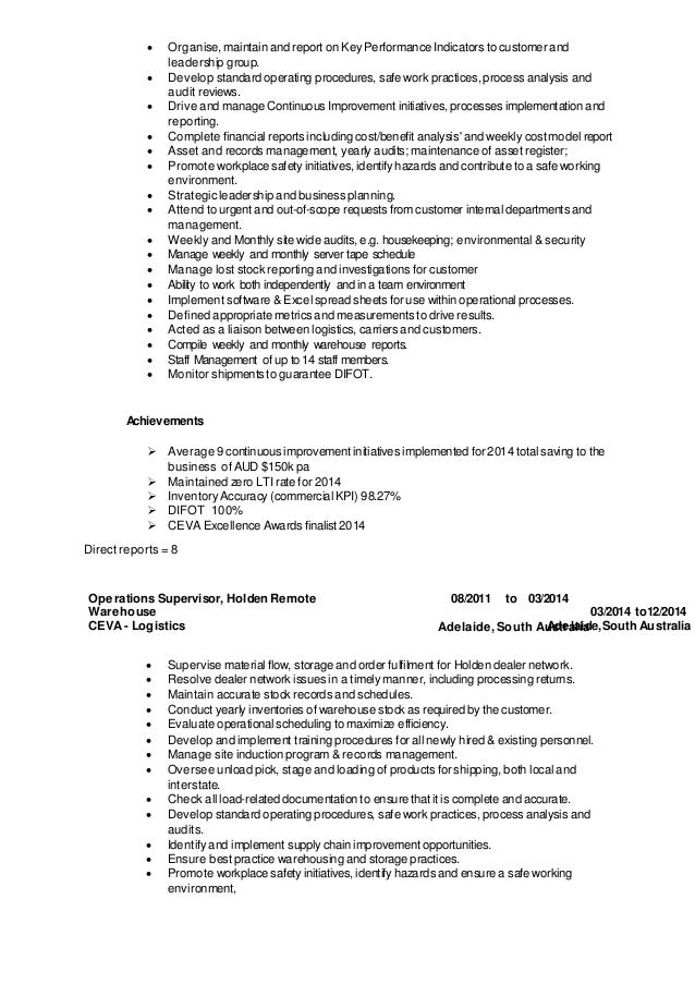 Resume Process Mac