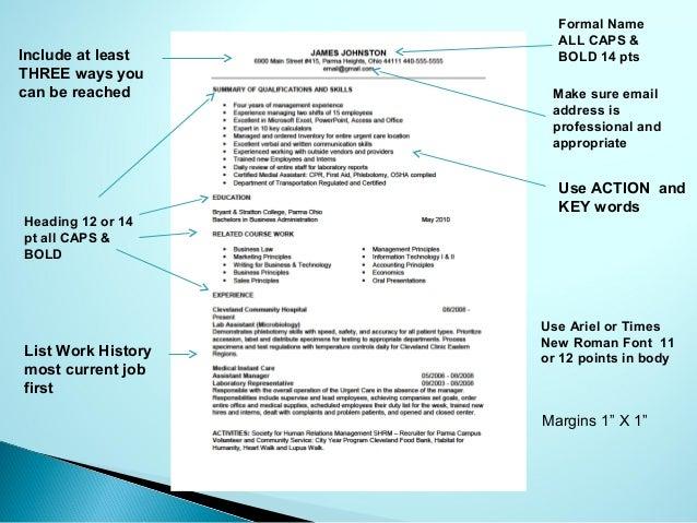 resume format font size beni algebra inc co