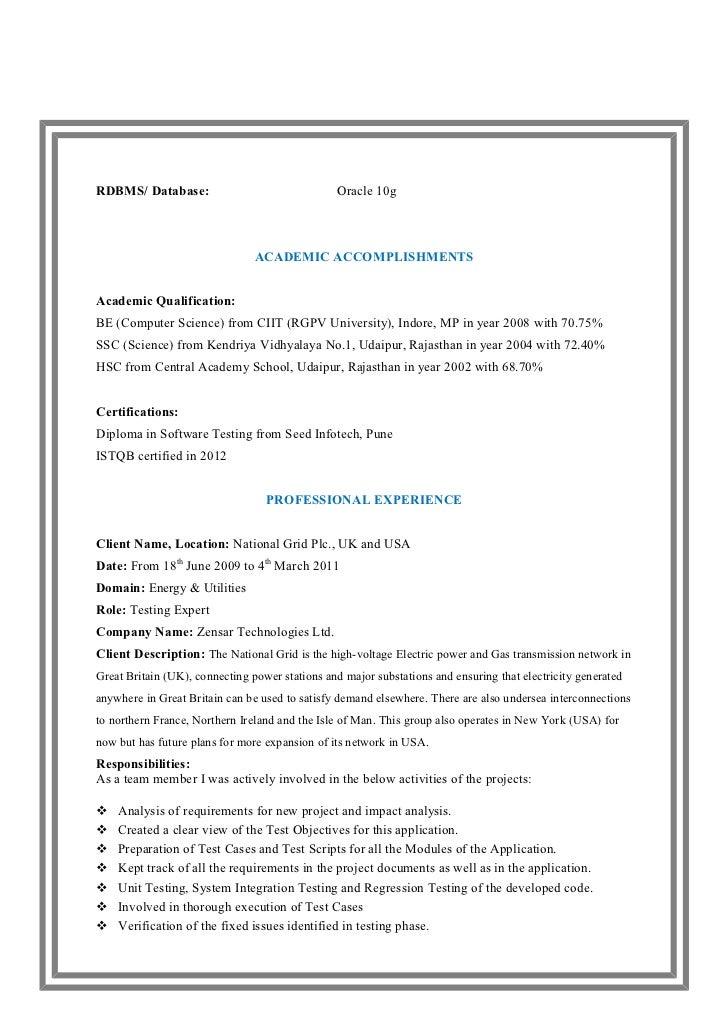 web tester resumes web developer resume example computer - Senior Web Developer Resume