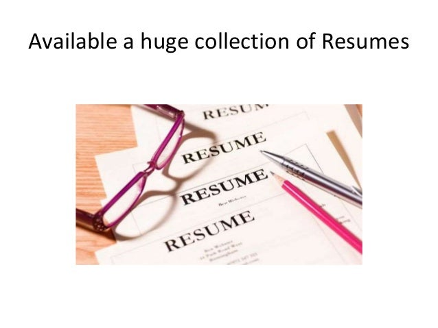 free resume sites for employers