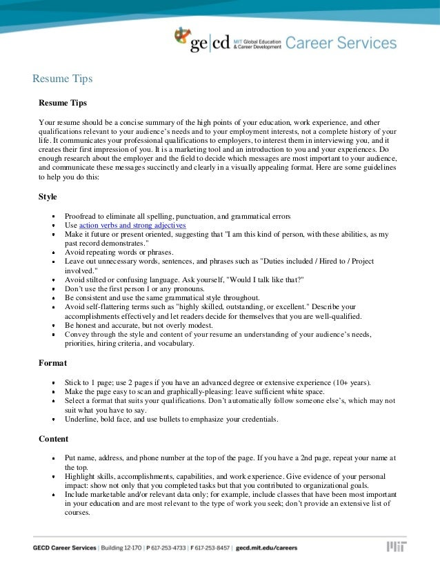 cover letter mit gecd