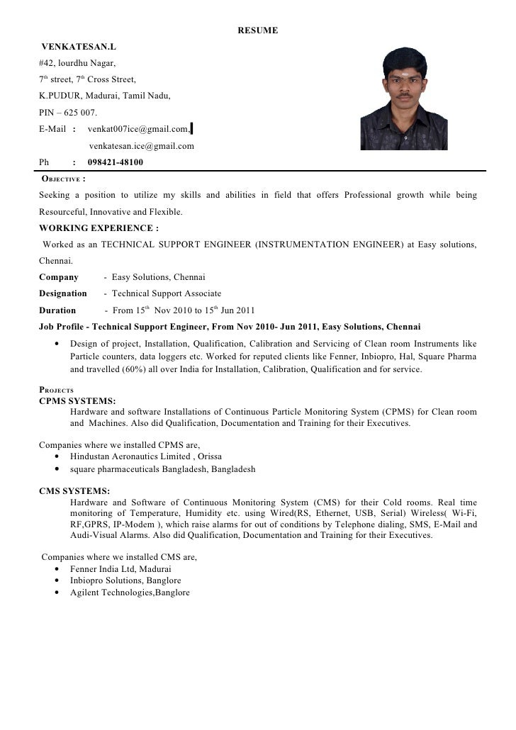 how to write family details in resume