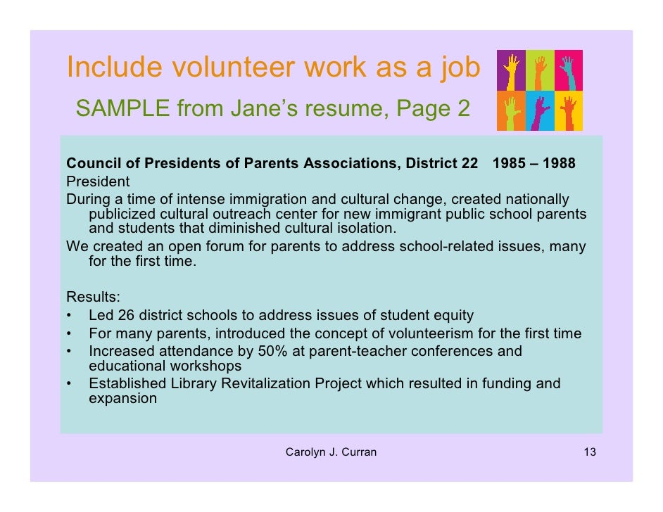 awesome adding volunteer work to resume ideas simple resume