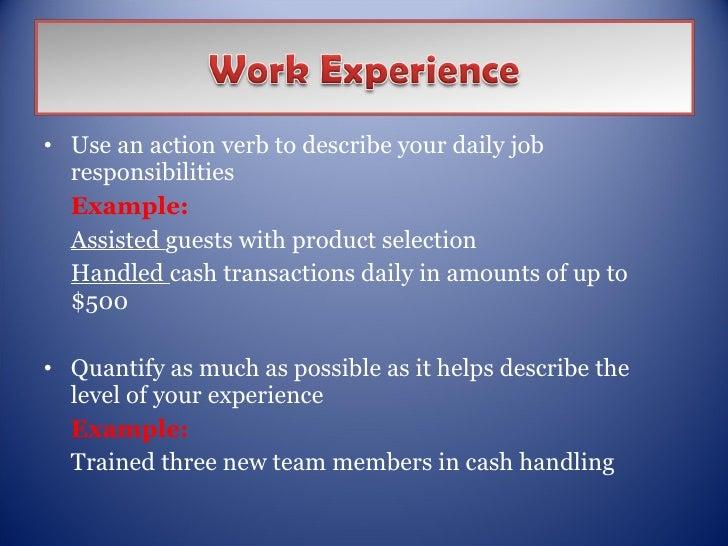 devry resume workshop presentation at orlando job fair