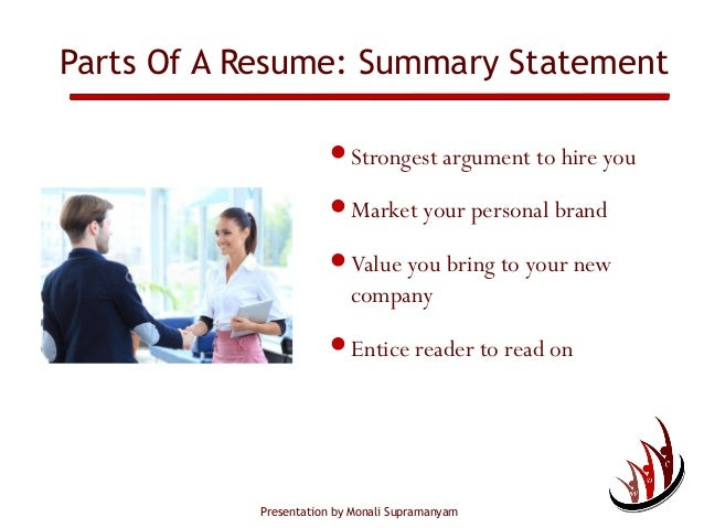 How to create an effective resume