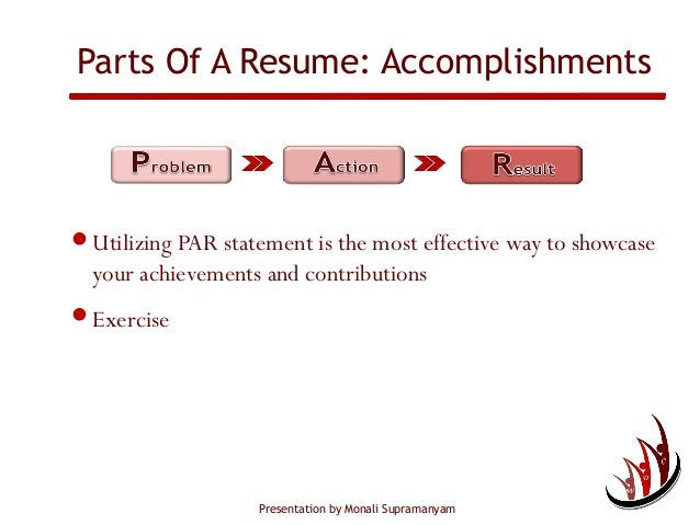 how to create an effective resume - Effective Resume