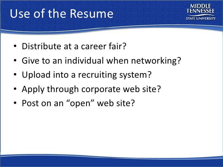 resume workshop mtsu career countdown