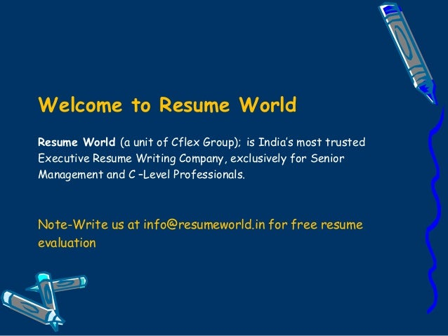 Professional Resume Writing Services Help New Applicants Score Jobs