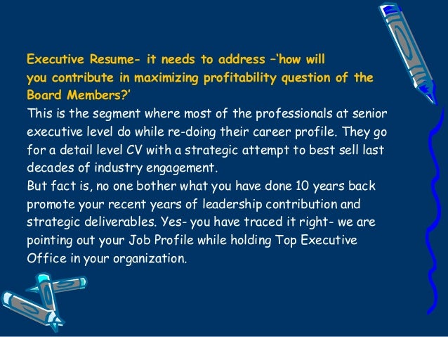 resume writing services india