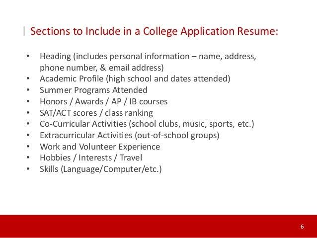 SlideShare  Skills For High School Resume