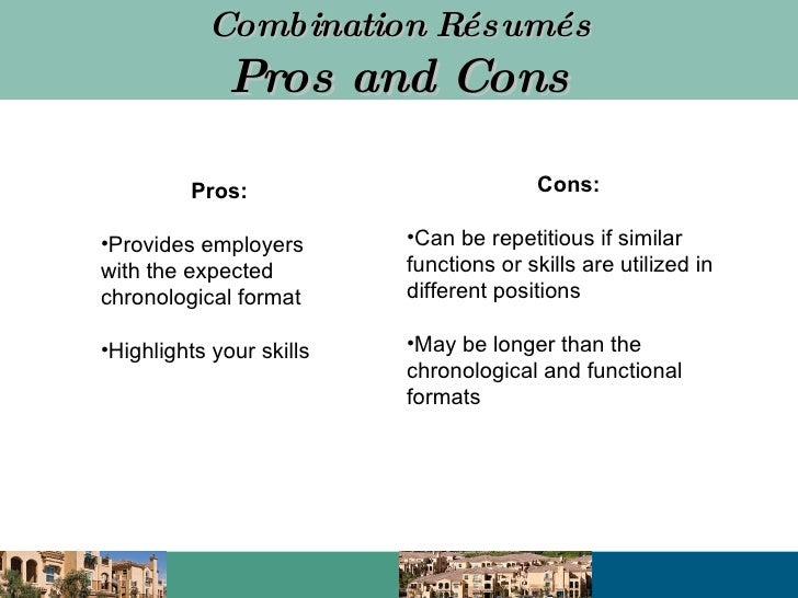 résumé writing presentation