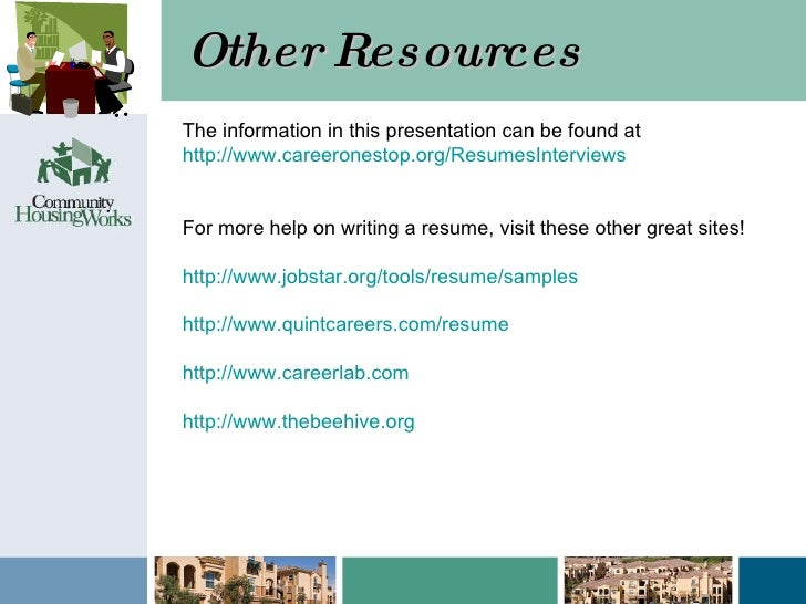 Job Resume, Free Resumes