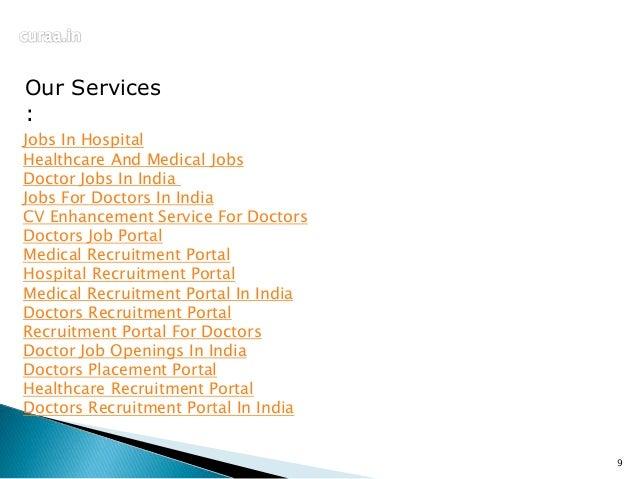 Superb ... 9. 9 Our Services ...