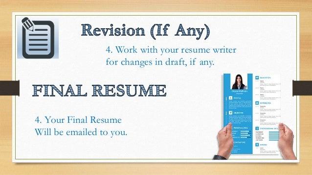 resume writing website