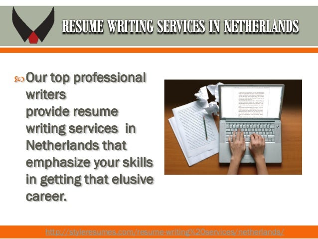 resume writing services in netherlands