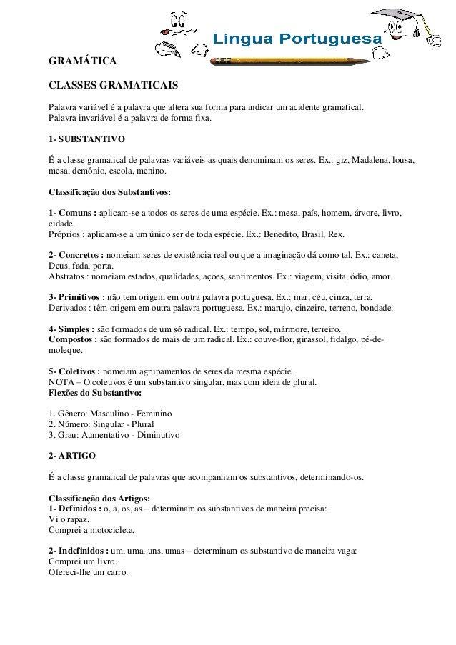 Resum 227 O De L 237 Ngua Portuguesa 2 186 Ano