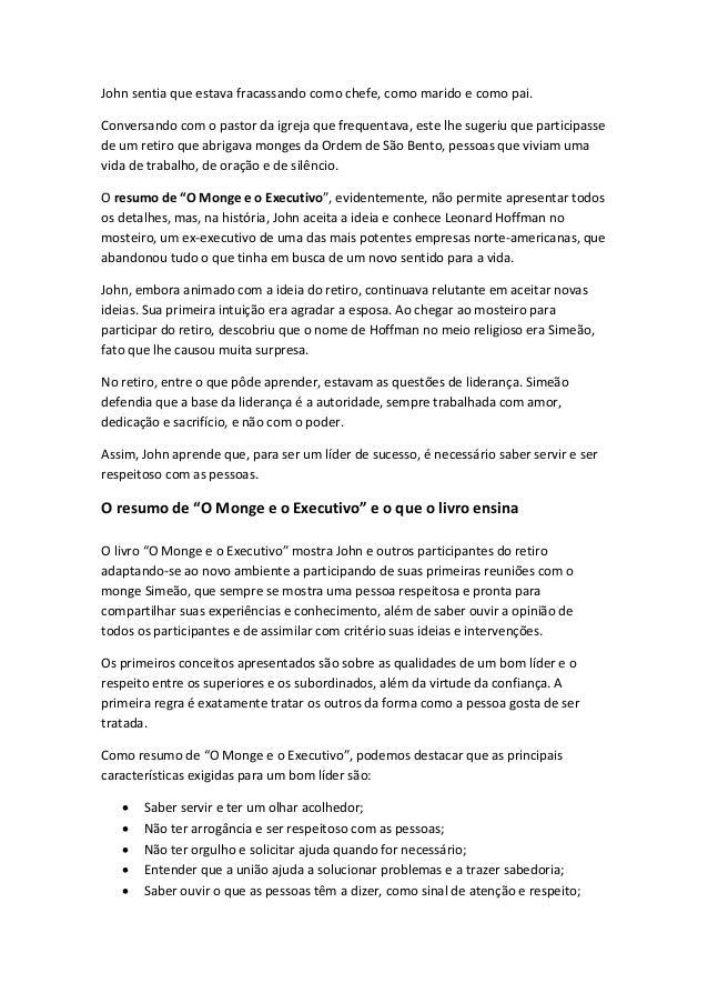 EXECUTIVO O E LIVRO BAIXAR GRATIS EM MONGE PDF O