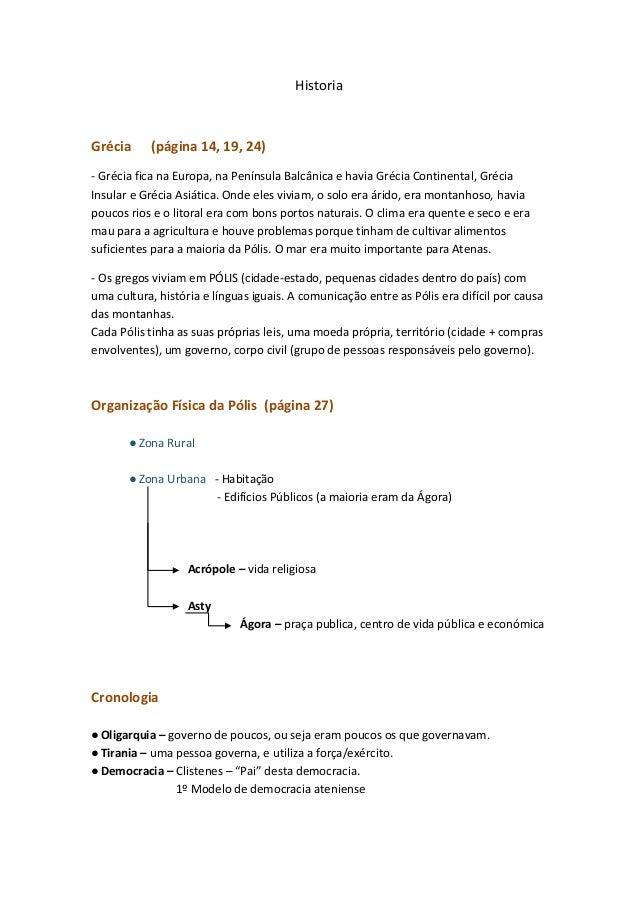 Historia  Grécia  (página 14, 19, 24)  - Grécia fica na Europa, na Península Balcânica e havia Grécia Continental, Grécia ...