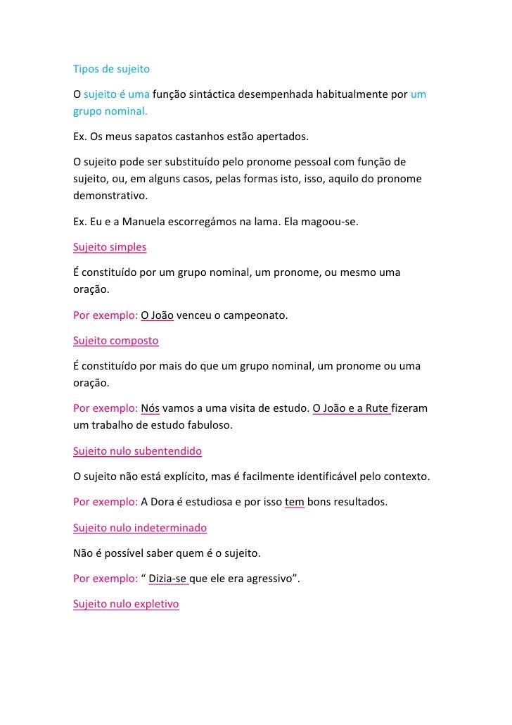 Resumos português Slide 2