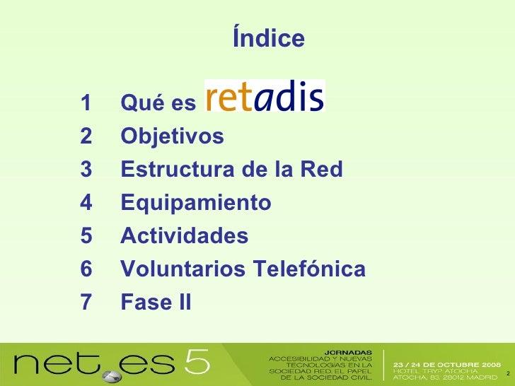 Retadis Netes5 Slide 2