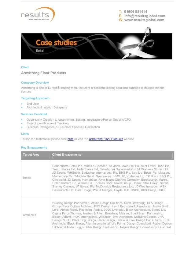 T: 01604 881414                                                                           E: info@resultsglobal.com       ...