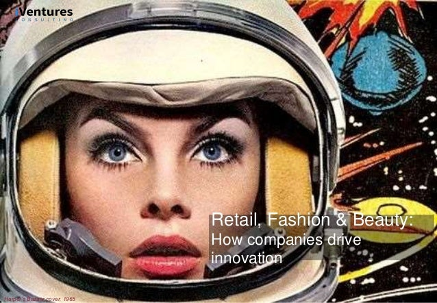 Retail, Fashion & Beauty: How companies drive innovation Harper's Bazaar cover, 1965