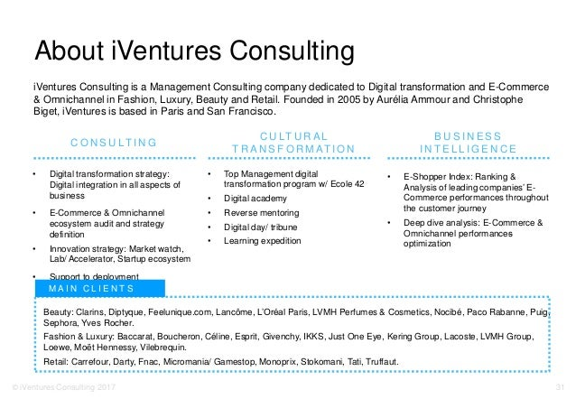 Retail fashion beauty how companies drive innovation for Innovation consulting san francisco