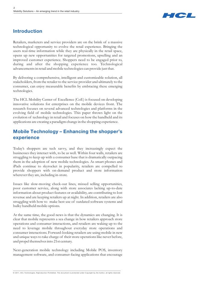 emerging trends in retailing industry Globaldata's the cards and payments industry in china: emerging trends and opportunities to 2020 report provides top-level market analysis, information and.