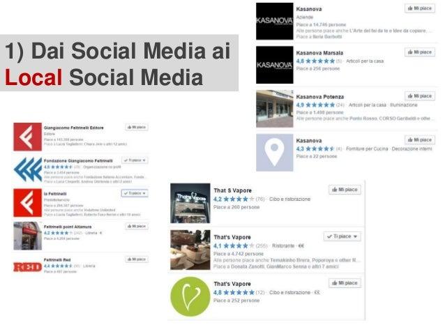 Retail 2.0 - I Negozi e il Digitale Slide 3