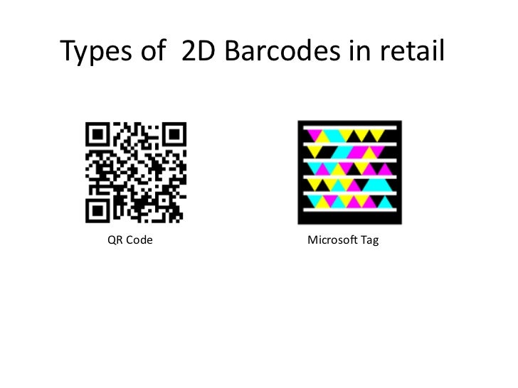 QR Codes - Transforming the Retail Experience Slide 3