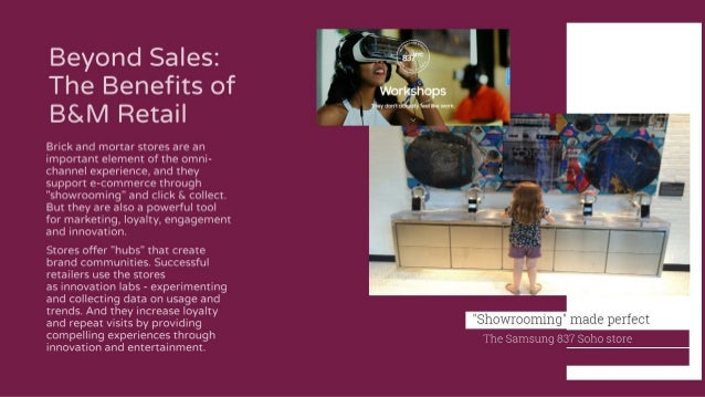2018 Retail Trends: Omni-channel experiences