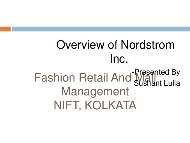 nordstrom retailing management answers View angie tackaberry's profile on linkedin  consumer merchandising/retailing management bachelors   angie tackaberry nordstrom @south coast plaza.
