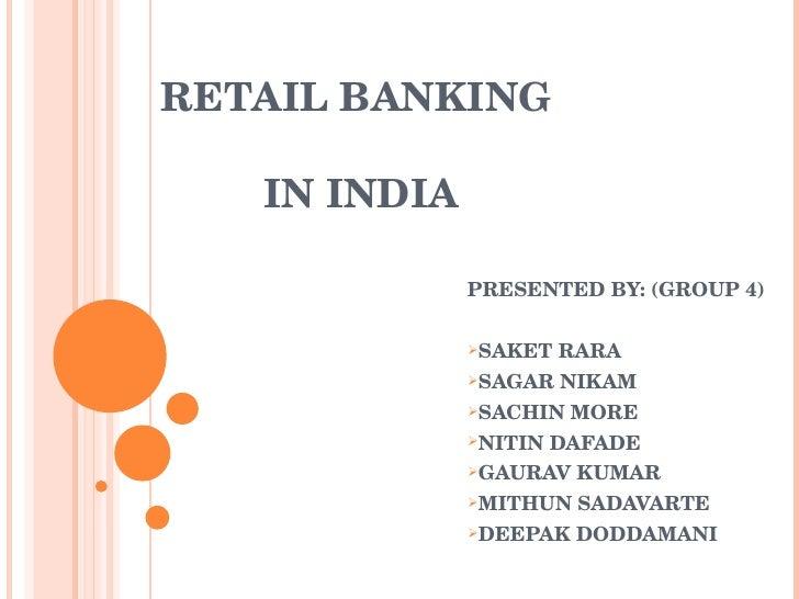 RETAIL BANKING INDIA DOWNLOAD
