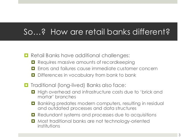 Retail banking an ontological example by lauren madar 2 3 so how are retail banks thecheapjerseys Choice Image