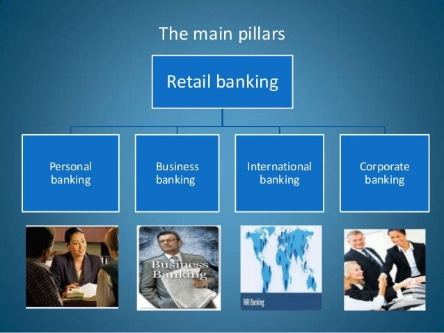 Retail operations in banking