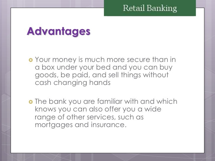 retail banking ppt, Bank Loan Presentation Template, Presentation templates
