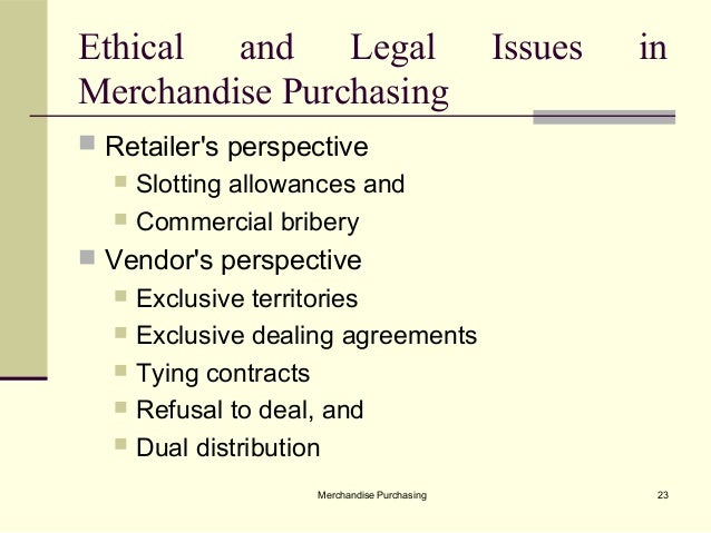 retail buying and merchandising Buy retail product management: buying and merchandising 2 by rosemary varley (isbn: 9780415327152) from amazon's book store everyday low.