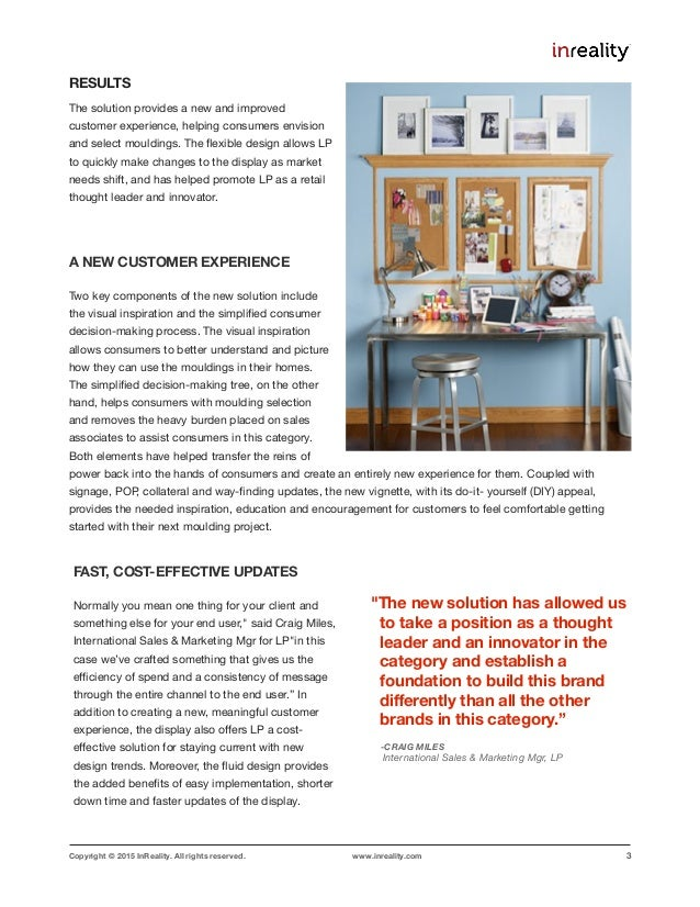 lowes case study Case study: lowe's builds on mobile strategy with in-store item case studies case study: lowe's builds on mobile strategy with in-store item locators by.