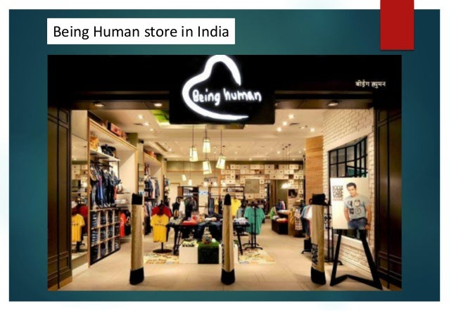 being human store in india 58