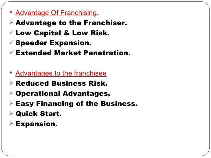 Benefit of market penetration
