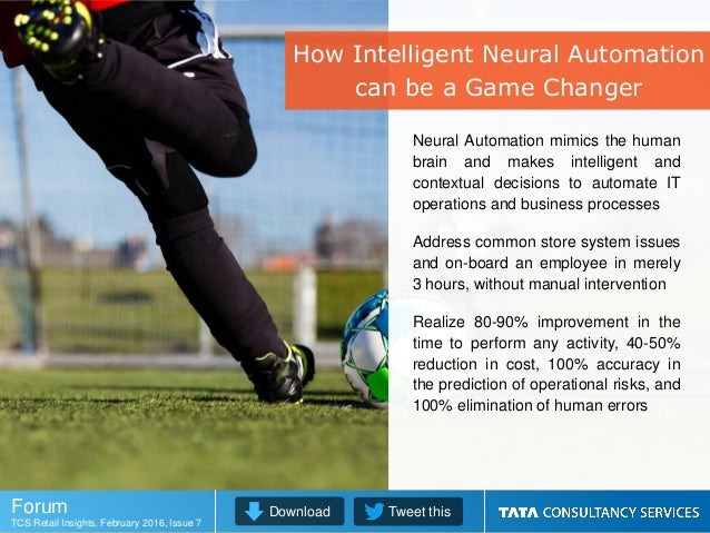 Neural Automation mimics the human brain and makes intelligent and contextual decisions to automate IT operations and busi...