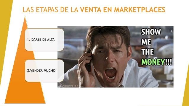 LAS ETAPAS DE LA VENTA EN MARKETPLACES 1. PRESENCIA: estar, permanecer, crecer 2. VISIBILIDAD: SEO A9, Marketing Services ...