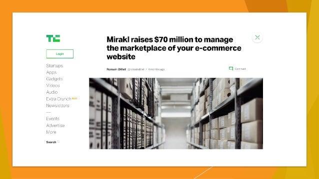 Qué hemos visto Amazon Marketplaces Evolución a Marketplaces Trabajar la experiencia Verticalización