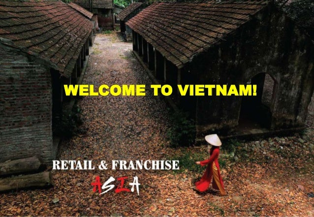 WELCOME TO VIETNAM!