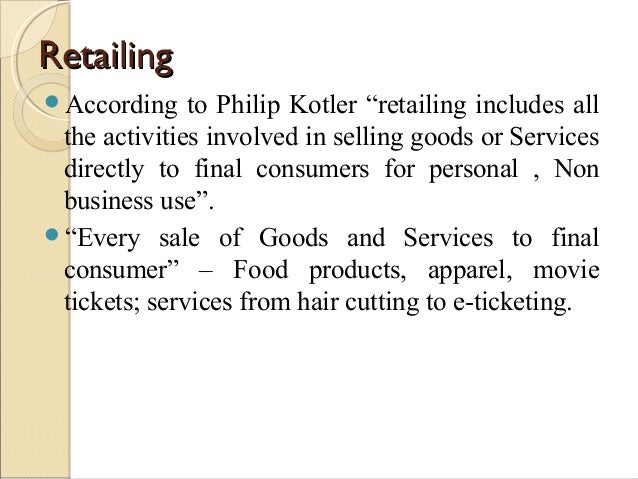 Retailing in india ppt 0 Slide 2