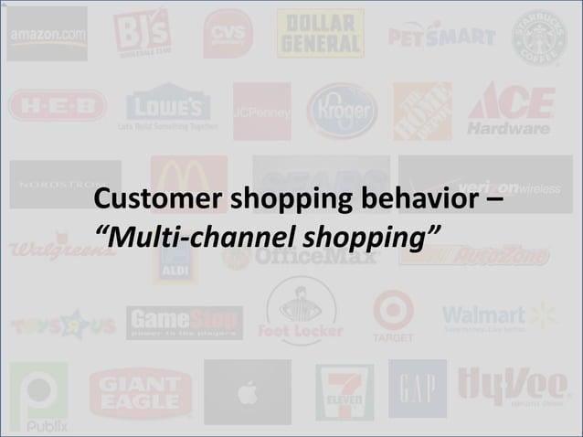Top 5 retailers in USSource: http://www.pwc.com.ar/es_AR/ar/publicaciones-por-industria/assets/pwc-us-multichannel-shoppin...
