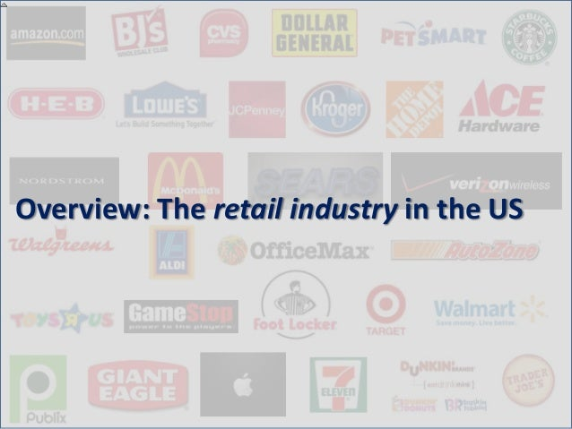 Overview: The retail industry in the US