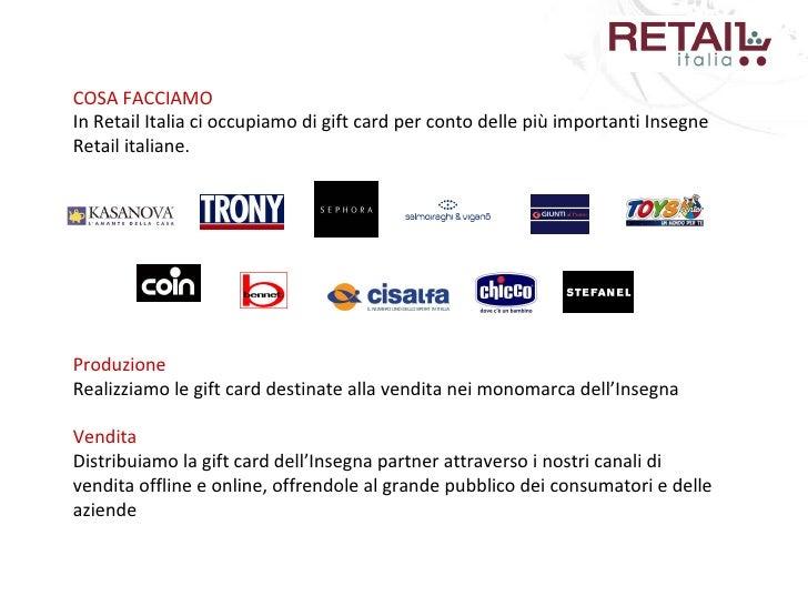 Retail Italia Slide 2